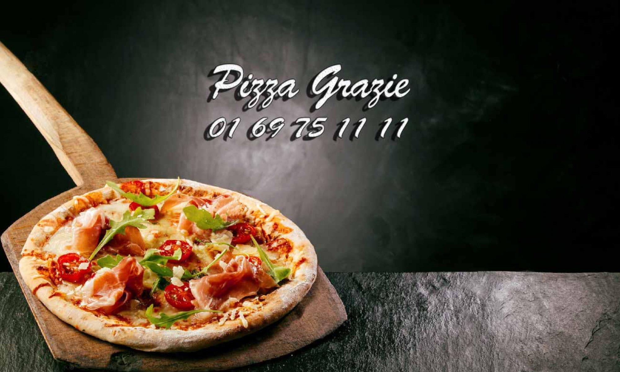 Pizza Grazie Verrières le Buisson