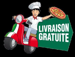 Pizza Grazie Livraison gratuite